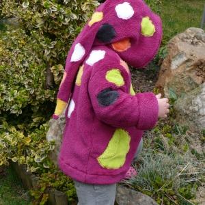Mikča se skřítkovskou kapucí
