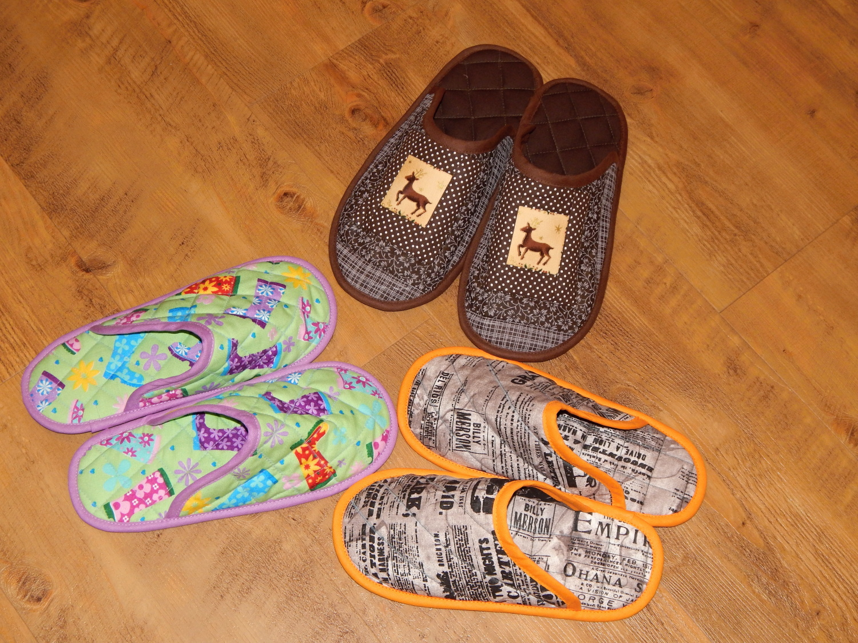 Pantofle na doma