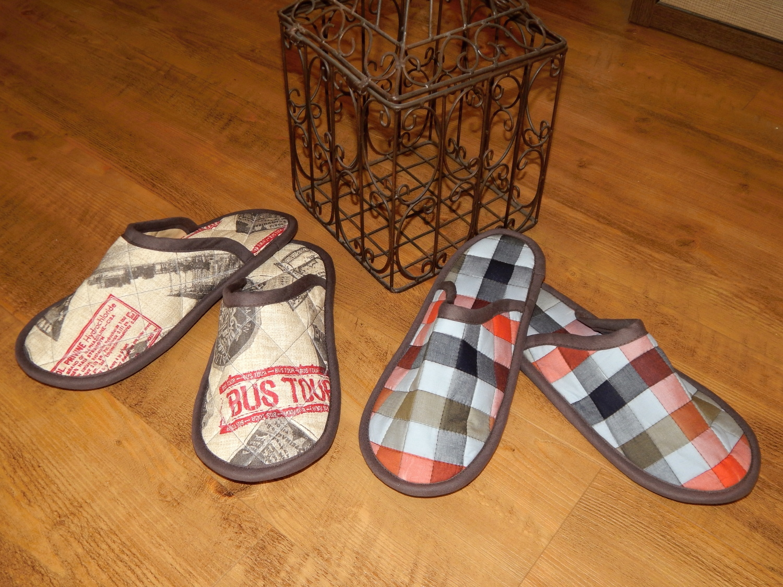 Pánské pantofle