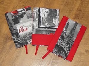 Obaly na knihy - PAŘÍŽ