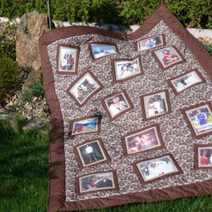 Vzpomínková deka