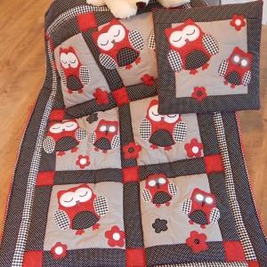 Sovičká deka s polštářem