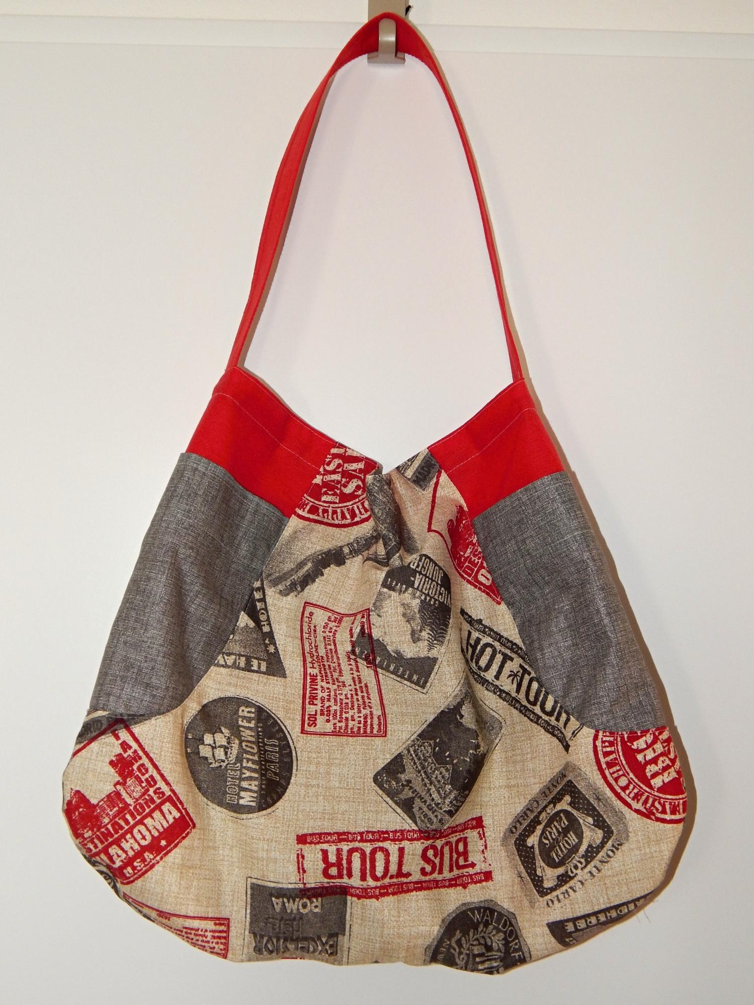 Nákupní taška pčes rameno