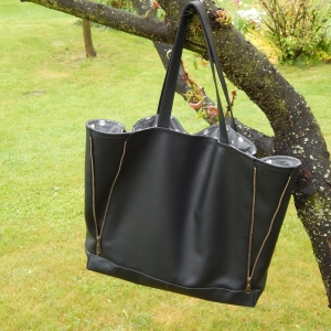 Koženková taška
