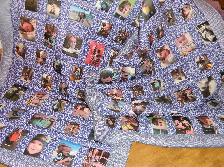 Vzpomínkové deky - skoro stejné
