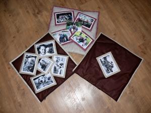 Polštářky s fotkami