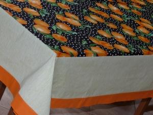Pomerančový ubrus